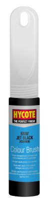 Hycote XCBM606 BMW Jet Black 12.5ml