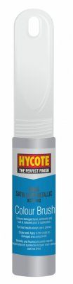 Hycote XCHD402 Honda Satin Silver Metallic 12.5ml