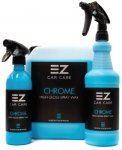EZ Car Care Chrome Liquid Spray Wax