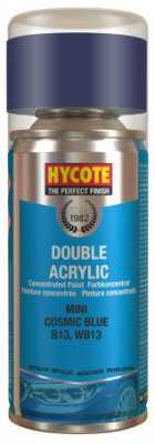 Hycote XDBM618 Mini Cosmic Blue 150ml
