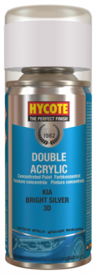 Hycote XDKA105 Kia Bright Silver 150ml