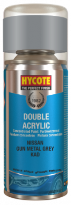 Hycote XDNS708 Nissan Gun Metal Grey 150ml