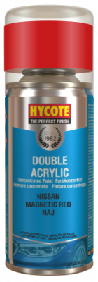 Hycote XDNS710 Nissan Magnetic Red 150ml