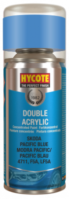 Hycote XDSK402 Skoda Pacific Blue 150ml