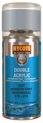 Hycote XDST505 Seat Monsoon Grey 150ml