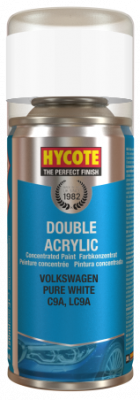 Hycote XDVW609 Volkswagen Pure White 150ml