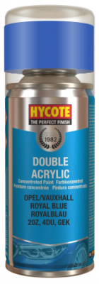 Hycote XDVX730 Vauxhall Royal Blue 150ml