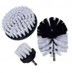 YMF Detailing Drill Brush Set White (Pack of 3)