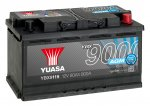 YBX9115 Yuasa AGM Start Stop Battery 4Y48K Warranty