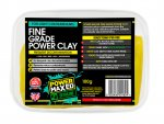 Power Maxed Clay Bar Fine & Medium Grade