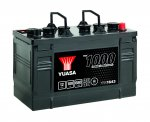 YBX1643 Yuasa Super HD Battery