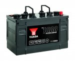 YBX1663 Yuasa Super HD Battery