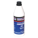 Sealey Compressor Oil 1ltr