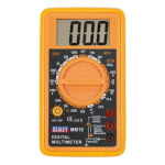 Sealey Digital Multimeter 7 Function