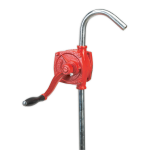 Sealey Rotary Oil Drum Pump 0.2L Revolution