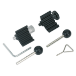 Sealey Diesel Engine Setting/Locking Kit - 1.2D 1.6D 2.0D TDi Common Rail - Belt Drive