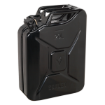 Sealey Jerry Can 20ltr - Black