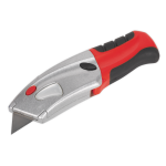 Sealey Retractable Utility Knife Quick Change Blade