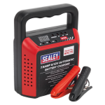 Sealey Battery Charger 6/12V 7.5Amp 230V Automatic