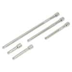 Sealey Wobble Extension Bar Set 5pc 1/4Sq Drive