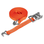 Sealey Ratchet Tie Down 35mm x 6mtr Polyester Webbing 2000kg Load Test