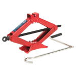 Sealey Scissor Jack Heavy-Duty 1.5tonne