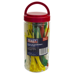 Sealey Cable Tie Assortment Pack of 375