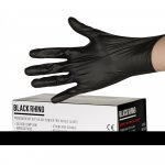 Comfit Black Rhino Disposable Gloves Heavy Duty Nitrile Pack of 100