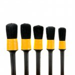 EZ Car Care Valeting & Detailing Brush Set