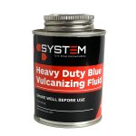 Tech Heavy Duty Blue Tyre Cement 235ml
