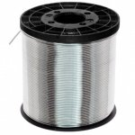 Pearl Solder Wire - 16swg - 1.6mm - 500g