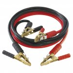GYS Pro Jump Leads 500A Brass Clamps - 25mm - 3m Length