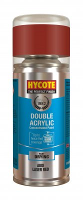 Hycote Audi Laser Red Paint