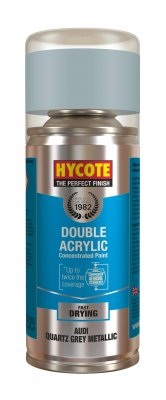 Hycote XDAD506 Audi Quartz Grey Metallic 150ml