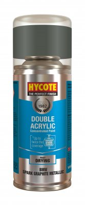 Hycote XDBM606 BMW Sparkling Graphite Metallic 150ml