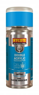 Hycote XDFD211 Ford Electric Monza Blue 150ml