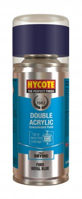Hycote XDFD227 Ford Royal Blue 150ml