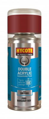 Hycote XDFD501 Ford Burgundy Red 150ml