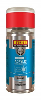 Hycote XDFD513 Ford Sunburst Red 150ml