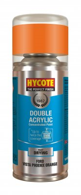 Hycote XDFD529 Ford Vista Phoenix Orange 150ml