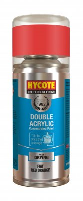 Hycote XDFT502 Fiat Red Orange 150ml