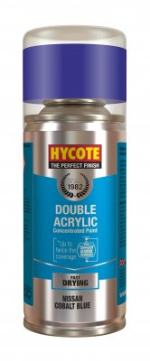 Hycote XDNS204 Nissan Cobalt Blue Metallic 150ml