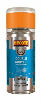 Hycote XDVW501 Volkswagen Brilliant Orange 150ml