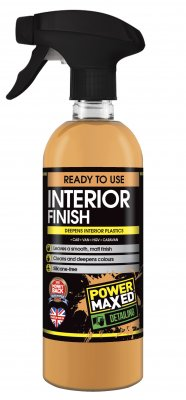 Power Maxed Interior Finish Matte 500ml