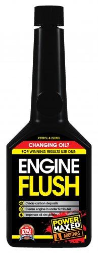 Power Maxed Engine Oil Flush 325ml