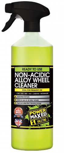 Power Maxed Wheel Cleaner 1L (Non Acid)