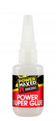Power Maxed Super Glue Medium 20g