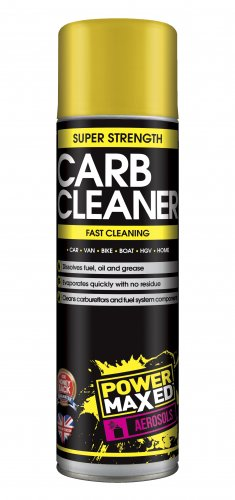 Power Maxed Carb Cleaner 500ml