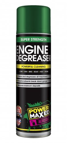 Power Maxed Engine Degreaser 500ml