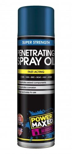Power Maxed Penetrating Oil 500ml